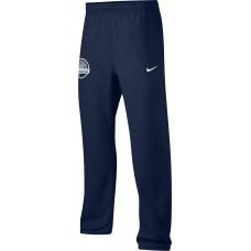 Clark County Youth Lacrosse 21: Adult-Size - Nike Team Club Fleece Drawstring Pants (Unisex) - Navy Blue