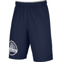 Clark County Youth Lacrosse 23: Adult-Size - Nike Team Fly Athletic Shorts - Navy Blue