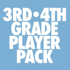 Clark County Youth Lacrosse 03: Player Pack - 3rd/4th Grade - BOYS