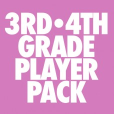 Clark County Youth Lacrosse 04: Player Pack - 3rd/4th Grade - GIRLS