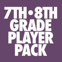 Clark County Youth Lacrosse 08: Player Pack - 7th/8th Grade - GIRLS